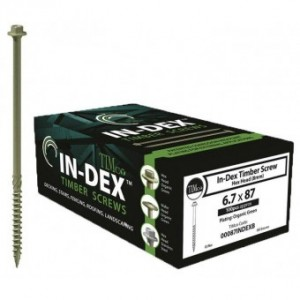 Hex Timber Screws