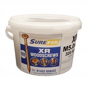 SureFix XR Screw Tubs